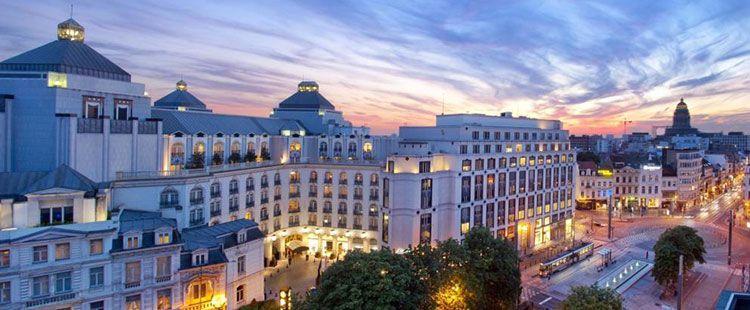 bruessel travelc 1 ÜN in Brüssel im 5* Hotel inkl. Frühstück & Spa (Kind bis 12 kostenlos) ab 75€ p.P.