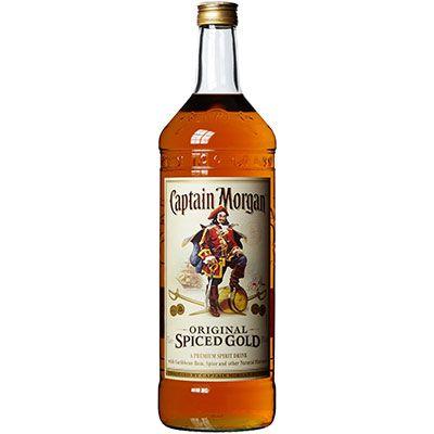 captain 3L Captain Morgan Spiced Gold (1x 3L) für 48,99€ inkl. Versand (statt 53€)