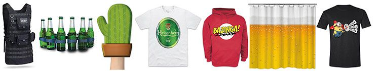 Close Up: Aktueller 20% Gutschein auf ALLES (Fun Shirts, Poster, Gadgets u.v.m)