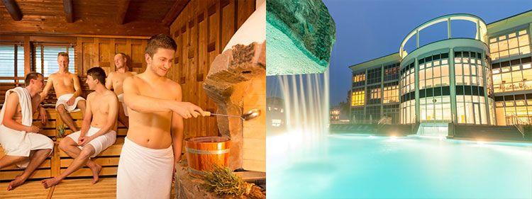 dorint resort spa welness Urlaub in Unterfranken im 4,5* Hotel inkl. Frühstück + Spa je DZ für 79€ pro Tag