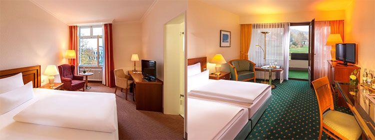 dorint resort spa zimmer Urlaub in Unterfranken im 4,5* Hotel inkl. Frühstück + Spa je DZ für 79€ pro Tag