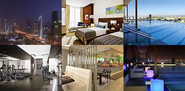 7 Tage Dubai im 5* Hotel inkl. Flug, Transfer, Rail2Fly & Frühstück ab 654€ p.P.
