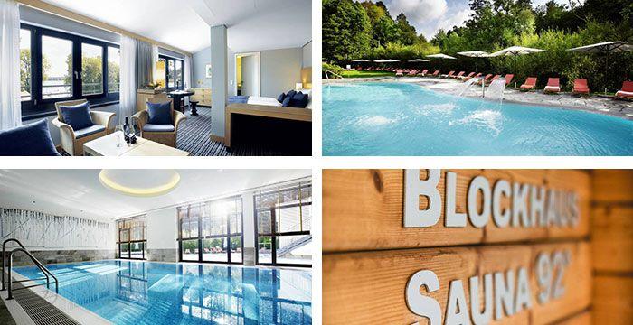 2 Tage im 4* Hotel in Bad Saarow inkl. Frühstück & Welness ab 60€ p.P.