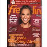 Freundin Jahresabo – 26 Ausgaben für effektiv nur 15,80€