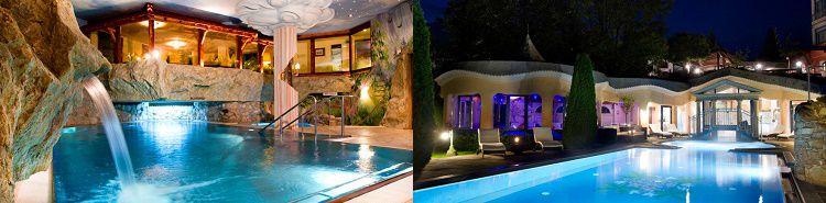 2 7 ÜN im 4* Thermen Hotel + 3/4 Pension + vielen Extras ab 166 € p.P.