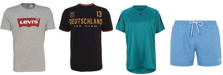 galeria angebote Galeria Kaufhof Sommer Sale   z.B. 20% auf Shirts, Tops, Bademode & Reisegepäck