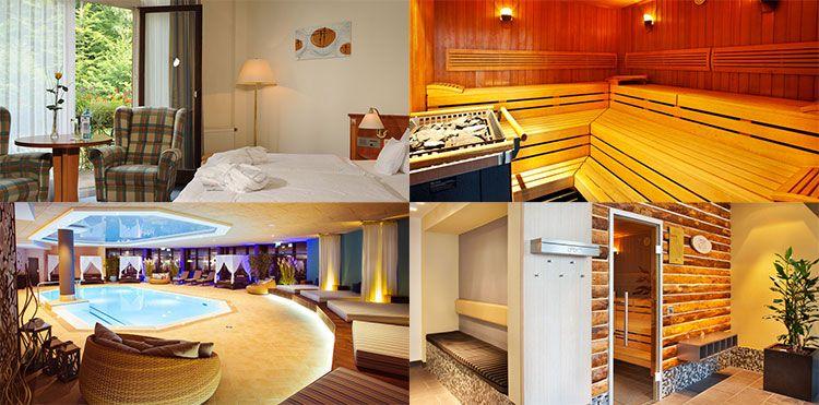 goebel harz 2 Nächte Harz im 4,5* Hotel mit Verwöhnpension + Wellness ab 139€ p.P.