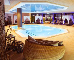 2 ÜN im Harz im 4,5* Hotel mit HP + Wellness ab 129€ p.P.
