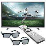 Grundig 55 VLX 8582 – 3D Ultra-HD 4K LED Smart TV für 666€ (statt 1.123€)