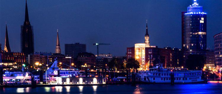 2 Tage Hamburg im 4,5* Hotel inkl. Frühstück, Spa & Fitness ab 69€ p.P.