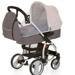 hauck Malibu One Rock – XL All in One Kinderwagen Set für 272,99€