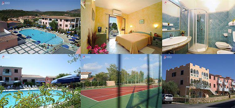 hotel ontani zimmer 8 Tage Sardinien im 4* Hotel Apartment, Flug & Mietwagen ab 377€ p.P.
