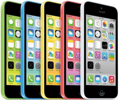 Apple iPhone 5c mit 32GB B WARE ab 198€ (statt 513€)