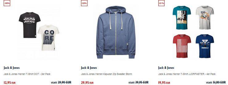 jackjones jeansdirect Jack & Jones mit 30% EXTRA Rabatt auf ALLE Artikel   Jeans direct