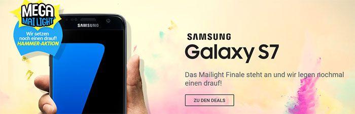 Sparhandy Mailight   Samsung Galaxy S7 zu top Konditionen!