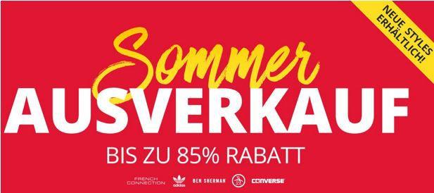 mandmdirect sommer sale mandmdirect mit mega Sommer Sale   1.400 Artikel mit bis zu 75% Rabatt   Adidas & Co.
