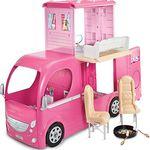 Mattel Barbie CJT42 – Das große Hundeabenteuer – Super Ferien Camper ab 59,98€ (statt 80€)