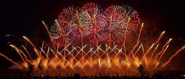 2 Tage Hannover im 4* Hotel + Frühstück & Eintrittskarte für Feuerwerkswettbewerb ab 69€ p.P.