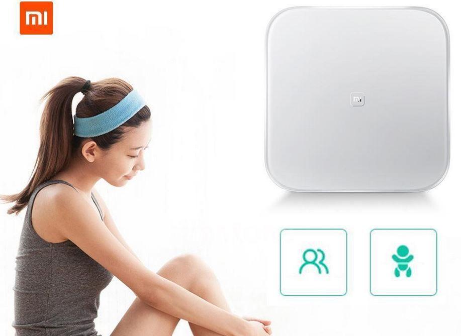 mi Smartwaage Xiaomi Mi Smart Waage statt 49€ für nur 29,99€