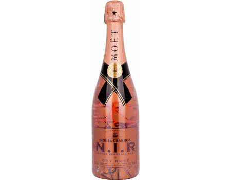 moet chandon n i r nectar imperial dry rose luminous edition 0 75 l Moet & Chandon N.I.R. Nectar Imperial Dry Rosé Luminous Edition für 59€