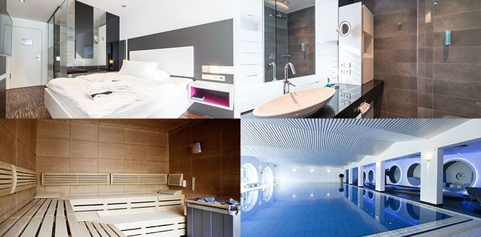 2 ÜN im 4* Hotel Schloss Montabaur inkl. Halbpension & Wellness ab 139€ p.P.