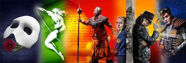 musicals Aktuelle Freizeitpark , Musical  und Reiseangebote im Überblick   TIPP!