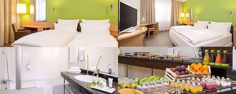 nh hotel muenchen 2 4 Tage München mit Besuch bei STAR WARS™ Identities inkl. Frühstück ab 64€ p.P.