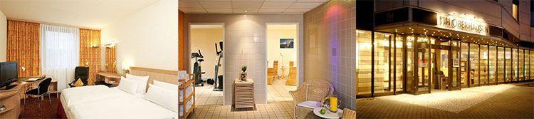 2 3 Tage Oberhausen im 4*Hotel inkl. Besuch des Musicals PHANTOM DER OPER, Frühstück & SPA ab 79€ p.P.