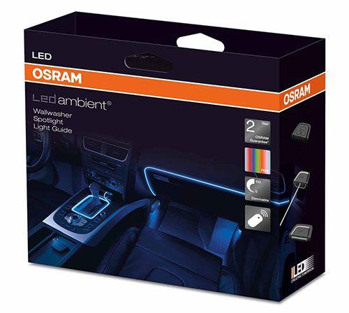OSRAM LEDambient INT 101   stylische Innenbeleuchtung im Auto für 24,90€ (statt 34,90€)