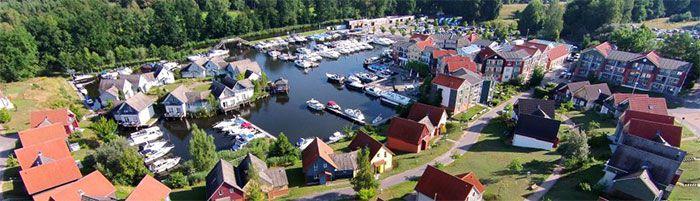3 Tage Mecklenburgische Seenplatte im 4* Hotel mit Halbpension & Wellness ab 99€ p.P.