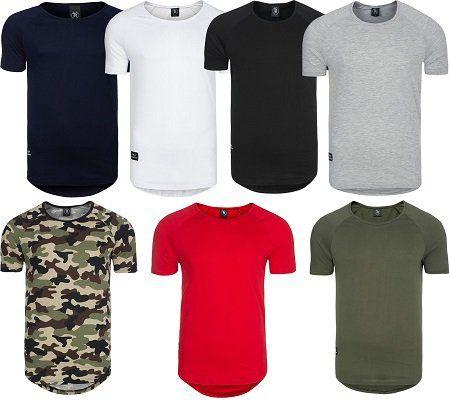 Spartans History Basic Oval Shirt für je 7,99€ (statt 14€)
