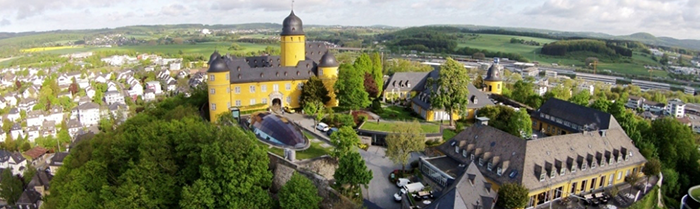 3 Tage im 4* Schloss Montabaur inkl. Halbpension & Wellness ab 129€ p.P.