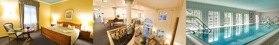 schlosshotel ballenstedt zimmer 3 Tage im Harz in einem 4* Schlosshotel inkl. Frühstück, Massage und Wellness ab 109€ p.P.