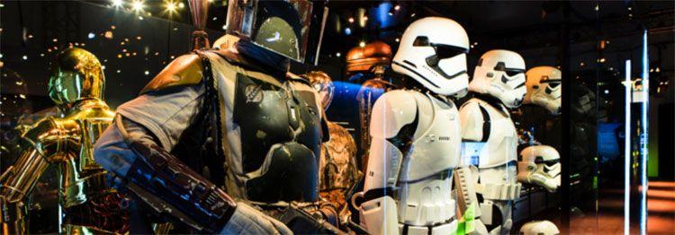 star wars identities troopers 2 4 Tage München mit Besuch bei STAR WARS™ Identities inkl. Frühstück ab 64€ p.P.