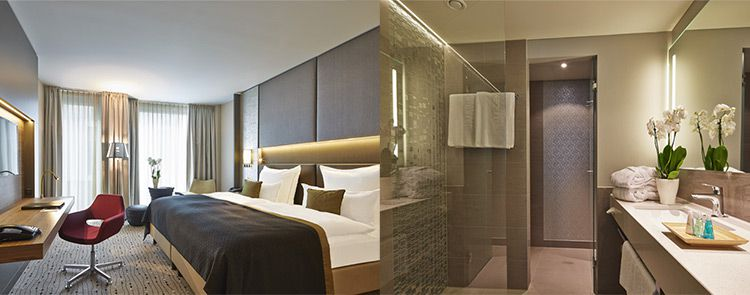 1 ÜN im 5* Steigenberger Hotel Berlin inkl. Frühstück & Wellness (1 Kind bis 6 kostenlos) ab 65€ p.P.