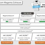 Magenta Zuhause: DSL-Tarife mit 170€ Cashback & EM-Trikot
