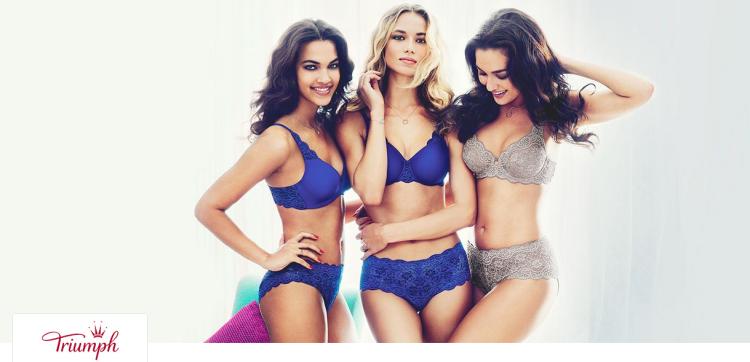 Triumph Damen Unterwäsche Sale mit bis zu 55% Rabatt   Marken Strings ab 3,50€ ....
