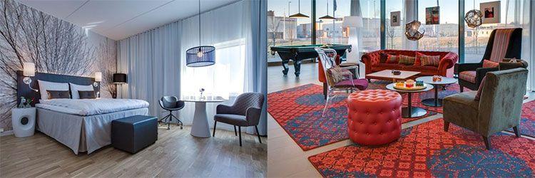 4 Tage Städtetrip nach Lund für 2 Personen inkl. Fähre & ÜN mit Frühstück im 4* Hotel für 376€