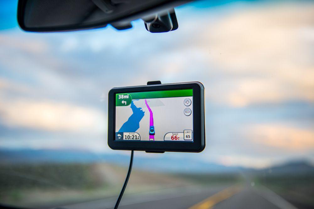 typisches Navigationssystem Navigationsgeräte kaufen – Der große Schnäppchen Guide