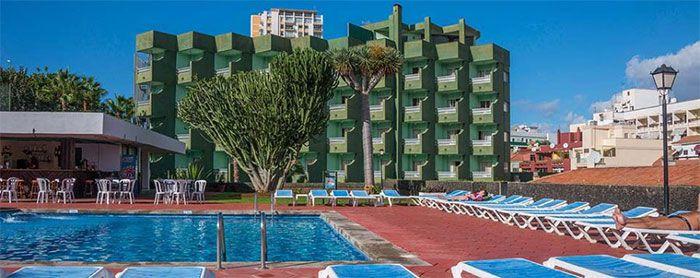 2 Wochen Teneriffa im 3* Hotel mit Flug und Transfer ab 318€ p.P.