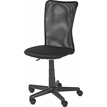 01568423 SW Bürodrehstuhl BASIC mit Sitzhöhenverstellung & Meshbezug für 33,97€