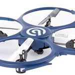 NINETEC Spaceship9 HD-Kamera Drohne + Speicherkarte + Ersatzrotoren für 59,99€ (statt 90€)