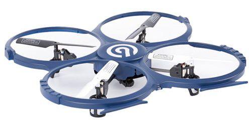122 NINETEC Spaceship9 HD Kamera Drohne + Speicherkarte + Ersatzrotoren für 59,99€ (statt 90€)