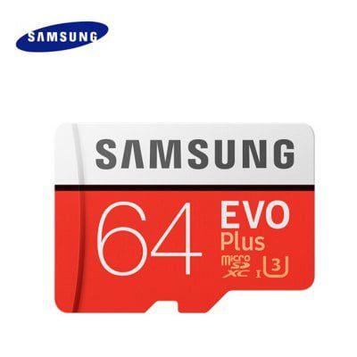 Samsung EVO Plus   UHS 3 64GB Micro SDXC Class 10 für 17€ (statt 25€)