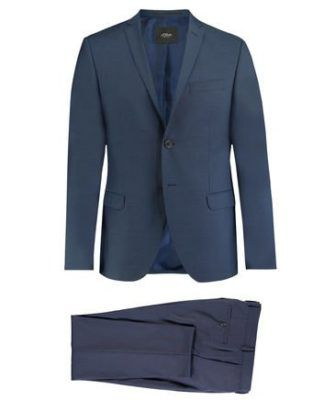 s.Oliver Premium Herren Anzug für 99,90€ (statt 120€)