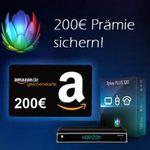 200€ Prämie auf 2play Comfort 120 Tarif bei Unitymedia – Bonus Deal!