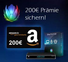 200€ Prämie auf 2play Comfort 120 Tarif bei Unitymedia   Bonus Deal!