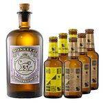 Monkey 47 Gin (1 Flasche 500ml) + 6 x Fever-Tree Indian Tonic Water für 37,80€