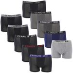 10er Pack Cerruti Boxershorts für 22,22€