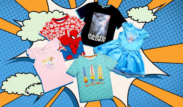 2221 Bis zu 70% Rabatt auf Disney Kinderkleidung bei Vente Privee
